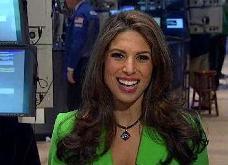 Newsonwomen Nicole Petallides Fox Business Network Anchor Reports